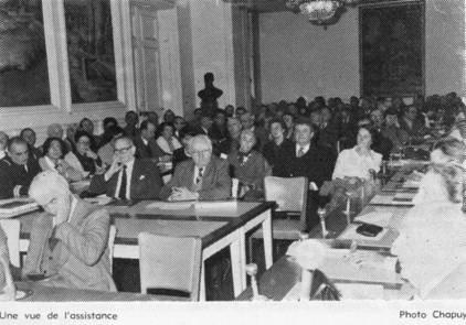 AG à la Préfecture déc 1980